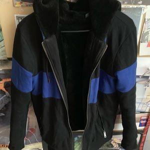 Comfortable Armani Exchange Velvety Inside Jacket
